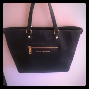 Navy Blue Juicy Couture Bag